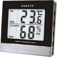 Đồng hồ đo nhiệt độ và độ ẩm Nakata NJ2099TH (NJ-2099TH)