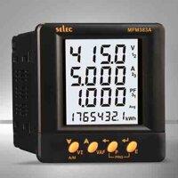 Đồng hồ đo Volt Selec MFM383A
