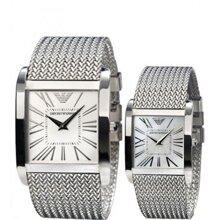 Đồng hồ đôi Armani AR2015 (AR2014)