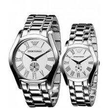 Đồng hồ đôi Armani Classic AR0647 (AR0648)