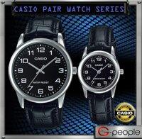 Đồng hồ đôi Casio Quartz MTP+LTP-V001L - màu 1BUDF/ 7BUDF