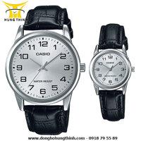 Đồng hồ đôi Casio MTP-V001L-7BUDF và LTP-V001L-7BUDF