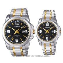 Đồng hồ đôi Casio MTP-1314SG-1AVDF và LTP-1314SG-1AVDF