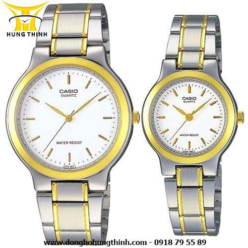 Đồng hồ đôi Casio MTP-1131G-7ARDF và LTP-1131G-7ARDF