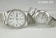 Đồng hồ đôi Citizen BF0500-56A và EQ0460-54A