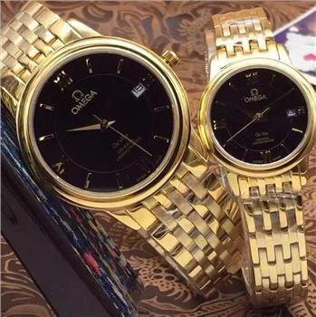 Đồng hồ đôi Omega OM.02