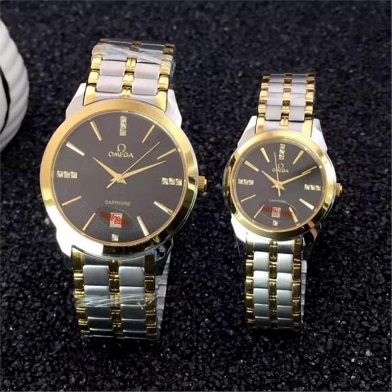 Đồng hồ đôi Omega OM.106