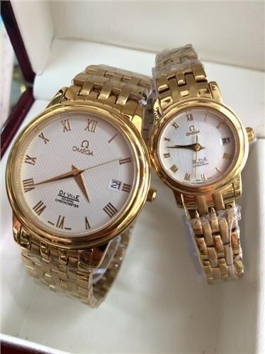 Đồng hồ đôi Omega OM.120