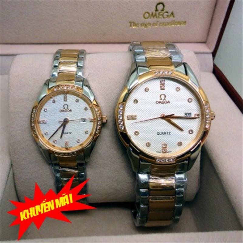 Đồng hồ đôi Omega OM.207