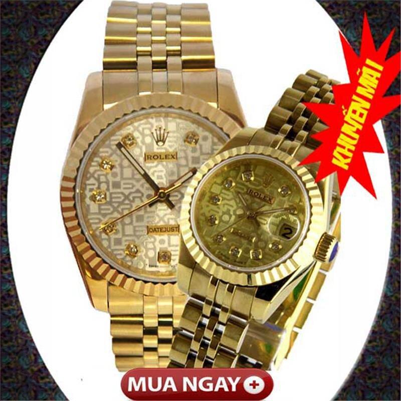 Đồng hồ đôi Rolex DateJust R.L219