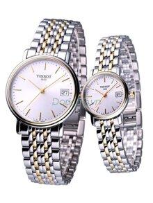 Đồng hồ đôi Tissot T52.2.481.31 (T52.2.281.31)