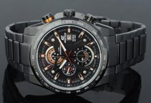 Đồng hồ Edifice EFR-523BK-1AVDF