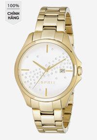 Đồng hồ Esprit ES108432001 dây kim loại mạ vàng