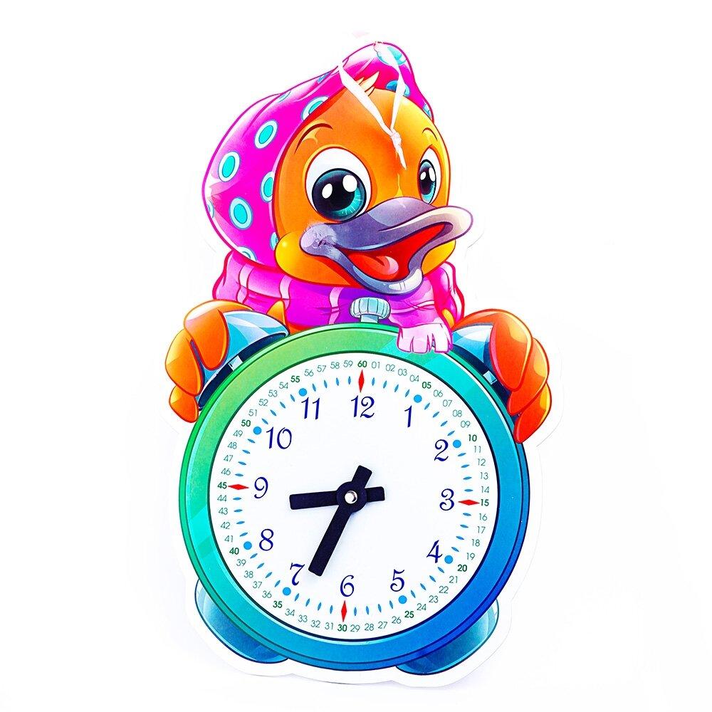 Đồng hồ giấy Vịt con duyên dáng Phan Thị (3 tuổi trở lên)