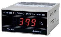 Đồng hồ hiển thị nhiệt độ Autonics T4WI-P4C