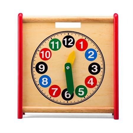 Đồng hồ học đếm 2 mặt Edugames GA523
