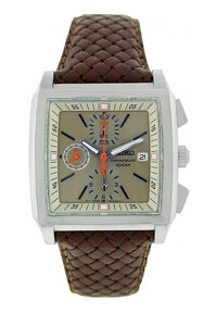 Đồng hồ kim nam dây da Seiko SND763P1