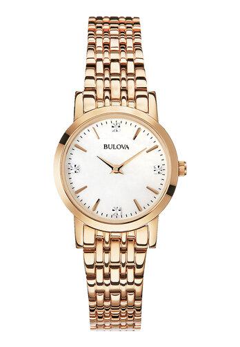 Đồng hồ kim nữ Bulova BU41