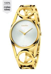 Đồng hồ kim nữ Calvin Klein dây lắc K5U2S546