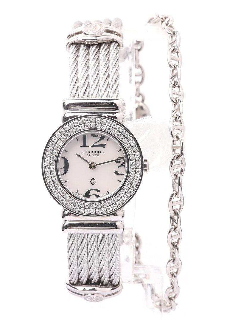 Đồng hồ kim nữ Charriol 028DW254R0018