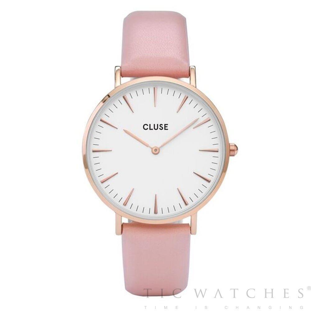 Đồng hồ kim nữ Cluse CL18014