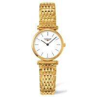 Đồng hồ kim nữ Longines L4.209.2.12.8