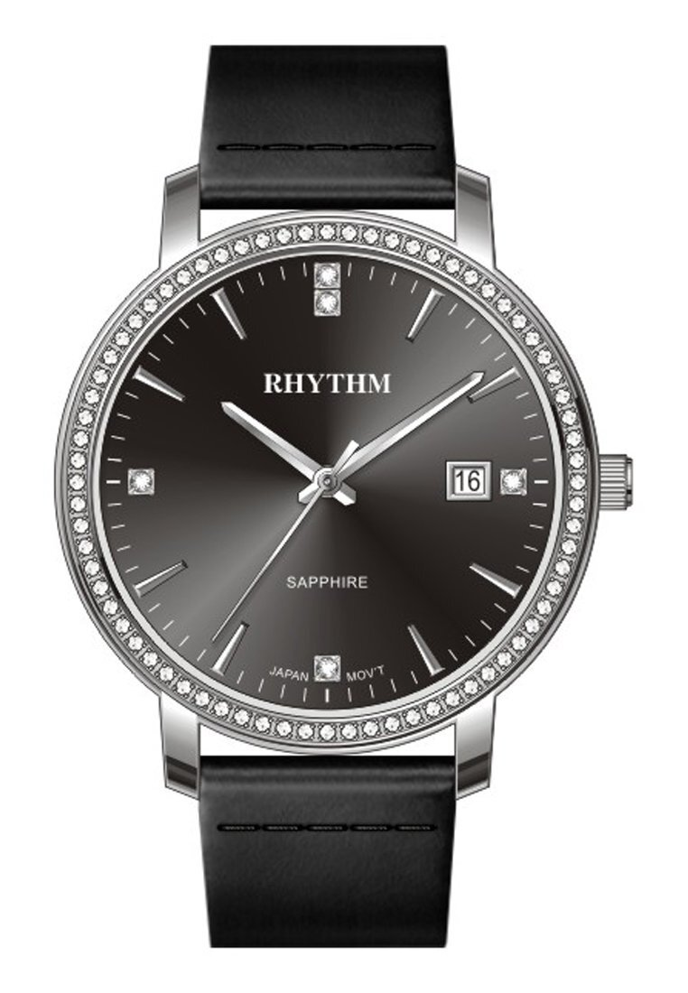 Đồng hồ kim nữ Rhythm PE1606L02