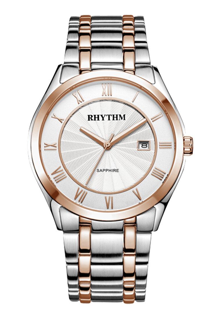 Đồng hồ kim nữ Rhythm P1207S05