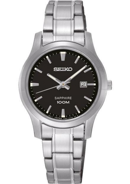 Đồng hồ kim nữ Seiko SXDG63P1