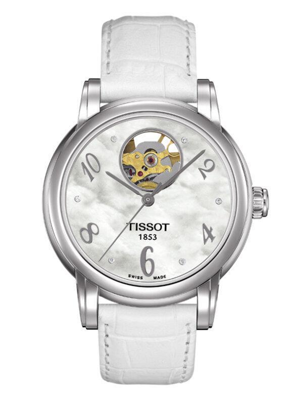 Đồng hồ kim nữ Tissot T-Classic Lady Heart T050.207.16.116.00