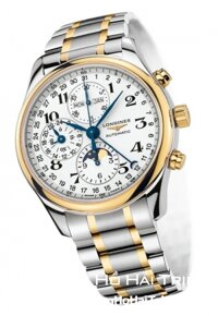 Đồng hồ Longines Master Collection Chronograph Moonphase L2.773.5.78.7