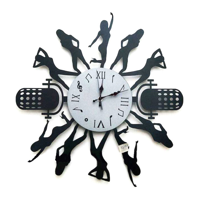 Đồng hồ Musical 40 x 40 x 3 cm