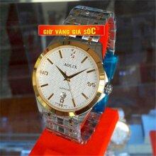 Đồng hồ nam Aolix Sapphire AL9123M-7SG