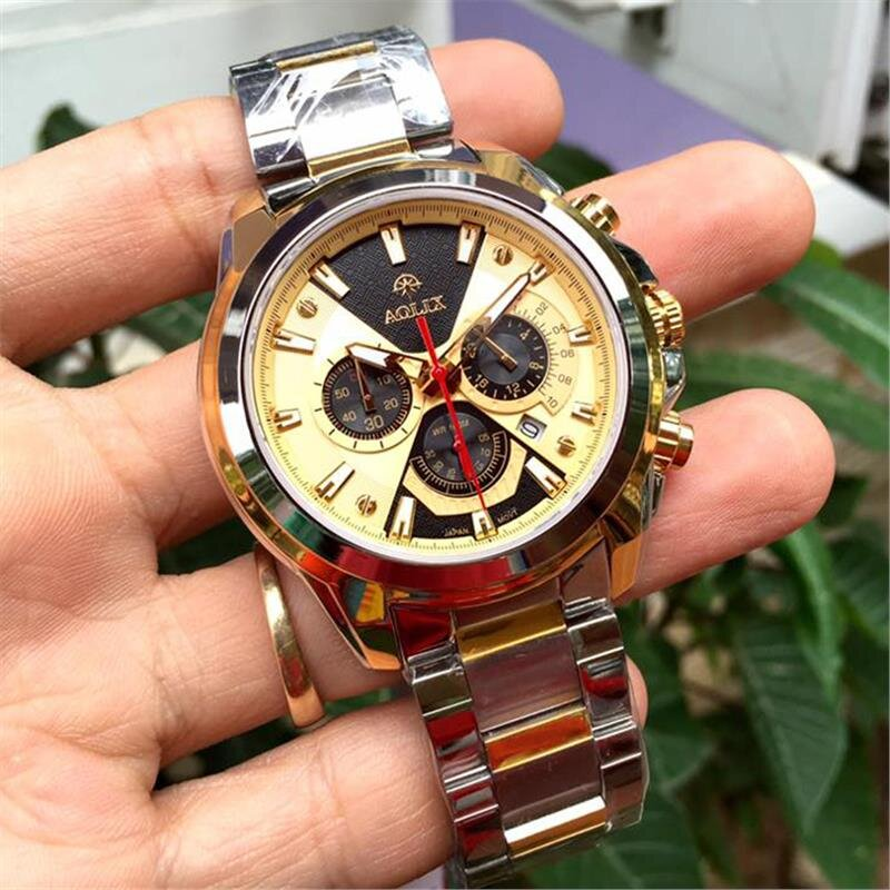 Đồng hồ nam Aolix Sport AL7054G-9SG