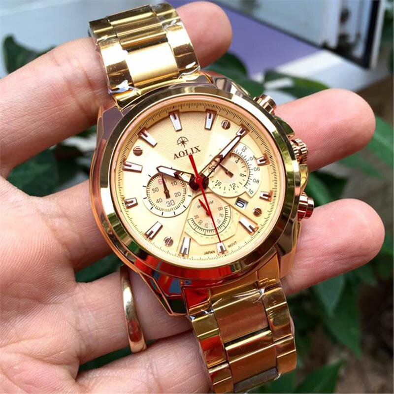 Đồng hồ nam Aolix Sport AL7054G-9FG