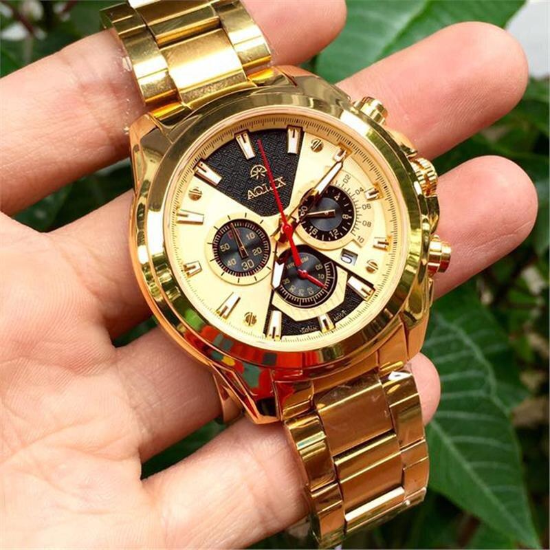 Đồng hồ nam Aolix Sport AL7054G-1FG