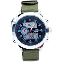 Đồng hồ nam Army Soxy 14KN55 - vải dù