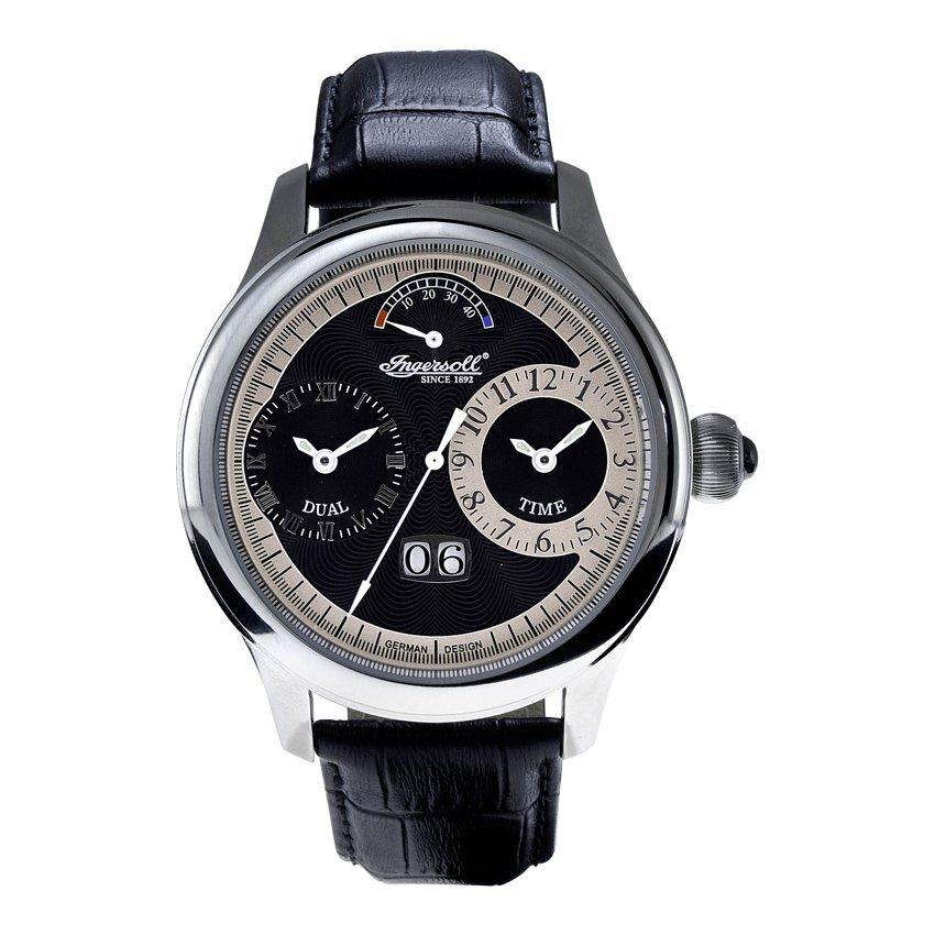 Đồng hồ nam Automatic dây da Ingersoll IN3604BK