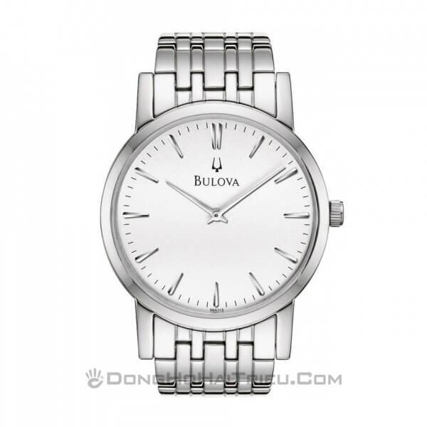 Đồng hồ nam Bulova 96A115 - dây kim loại