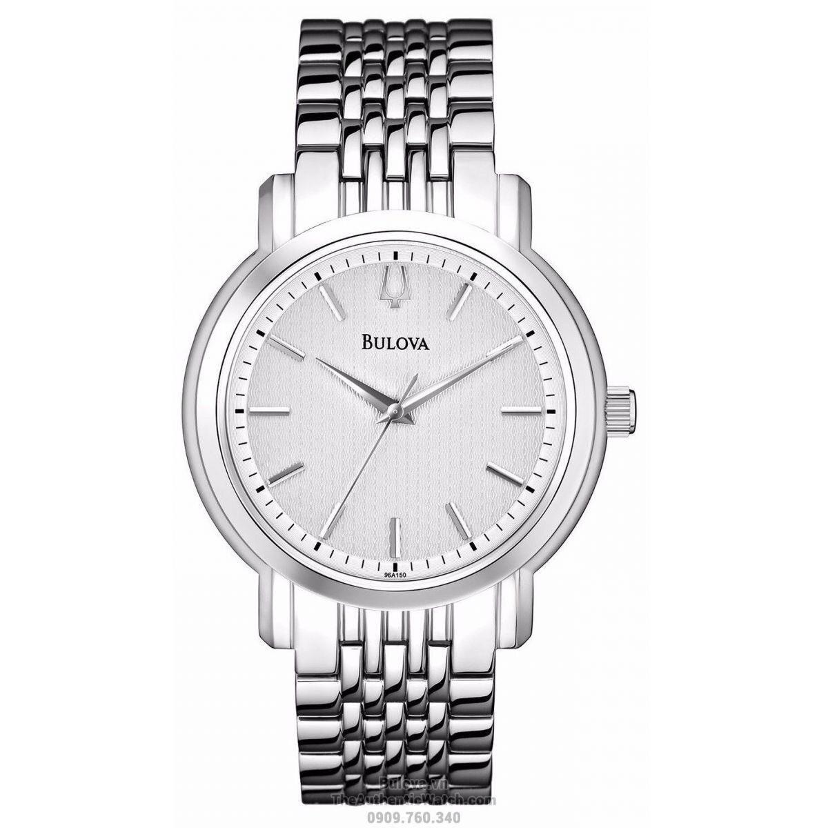 Đồng hồ nam Bulova 96A150