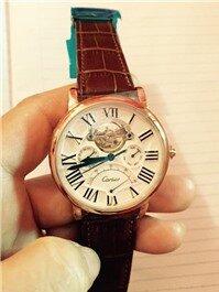 Đồng hồ nam Cartier Automatic CT16
