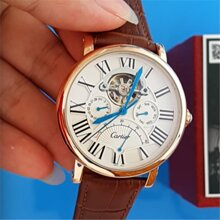 Đồng hồ nam Cartier Automatic CA.122