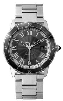 Đồng hồ nam Cartier Ronde WSRN0011