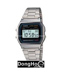 Đồng hồ nam Casio A158WA-1DF