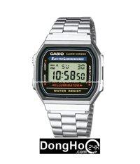 Đồng hồ nam Casio A168WA-1WDF
