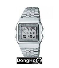 Đồng hồ nam Casio A500WA - mầu 1DF, 7DF