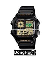 Đồng hồ nam Casio AE-1200WH - màu 1BVDF, 1AVDF