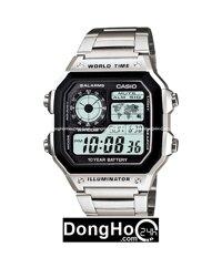 Đồng hồ nam Casio AE-1200WHD - màu 1AV, 1AVDF