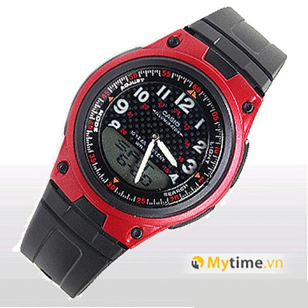 Đồng hồ nam Casio AW-80-4BVDF - dây nhựa