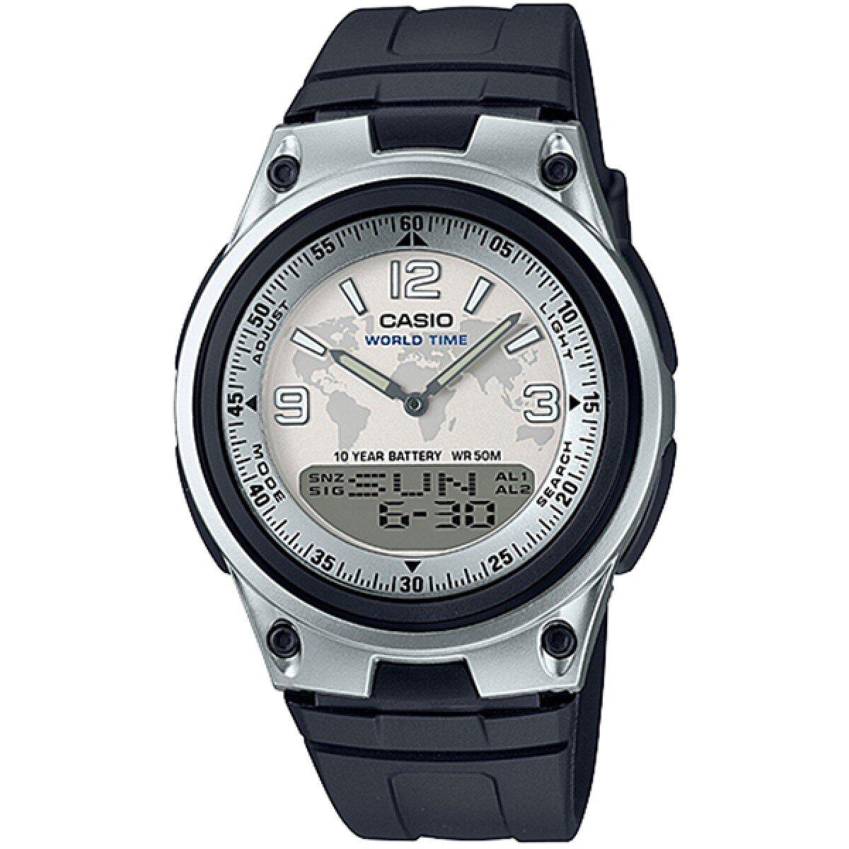 Đồng hồ nam Casio AW-80-7A2VDF - dây nhựa